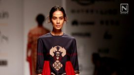 Ragini Ahuja at Amazon India Fashion Week Spring Summer 2017
