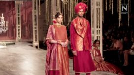 Watch this Bridal Line by Tarun Tahiliani from ICW 2016