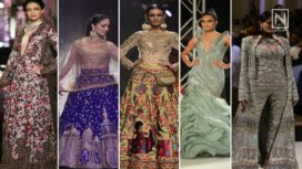 Top Five Creations from India Couture Week 2016