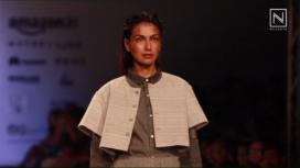 Abhi Singh at Amazon India Fashion Week Spring Summer 2017