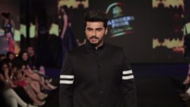Meet the Devil Arjun Kapoor for Falguni & Shane Peacock