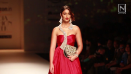 Ileana Dcruz at Amazon India Fashion Week Spring Summer 2017
