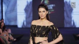 Kriti Sanon walked for Masaba at BPFT 2016