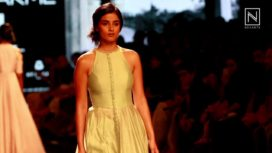 Look back 2016: Pantone Colours on Indian Runway Fashion