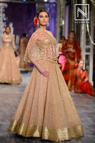 Sheer play by Tarun Tahiliani