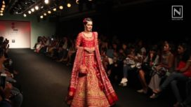 Here's why Waluscha de Sousa loves Indian Designs?