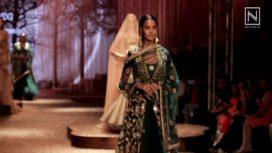 Wedding Colors : Olives and Blacks for Wedding Dress