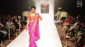 Ganesh Nallari at Bangalore Fashion Week 2017