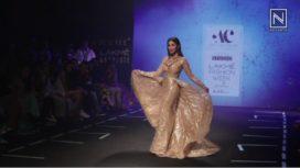 Sophie Choudry at Lakme Fashion Week SR 2017