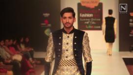 Puneesh Chopra at Bangalore Fashion Week 2017