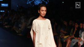 Healing Garments by Reshma Merchant at Lakme Fashion Week SR 2017