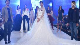 Manasvi Mamgai Turns Bride for Karleo at India Beach Fashion Week 2017