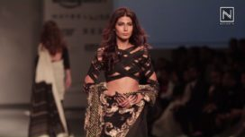 Sari 24/7 at Amazon India Fashion Week Autumn Winter 2017
