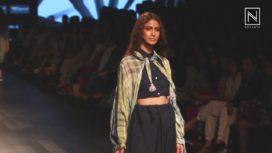 Sayantan Sarkar at Lakme Fashion Week Summer Resort 2017