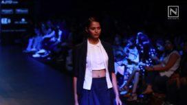 Antar Agni by Ujjawal Dubey at Lakme Fashion Week Summer Resort 2017