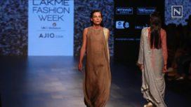 Naushad Ali at Lakme Fashion Week SR 2017
