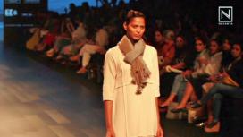 Padmaja at Lakme Fashion Week Summer Resort 2017