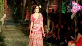 Aamby Valley India Bridal Fashion Week 2012's Day 1
