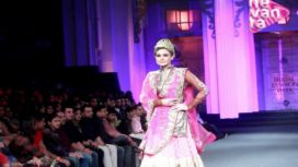 Aamby Valley India Bridal Fashion Week 2012's Day 5