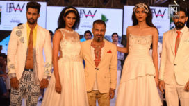 Aasif Merchant at India Beach Fashion Week 2017