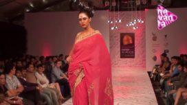 Abhishek Dutta @ Bangalore Fashion Week SS13