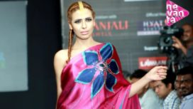 Another Trip to Morocco With Nazia Syed @ CIFW 2012