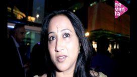 Ashwini Nachappa putt's out
