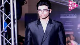 Back-Stage With Designer Chaitanya Rao at CIFW 2012