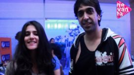 Backstage with Fashion Designer Ramesh Dembla at CIFW 2012
