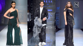 Celeb Showstoppers at Amazon India Fashion Week Autumn Winter 2017