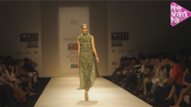 Chandrani Siingh @ Wills Lifestyle India Fashion Week AW13