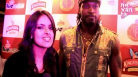 Chris Gayle's six to land in Bollywood?