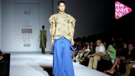 Contemporary Twist to Japanese Hakama by Arjun Saluja