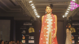 Designer Mumtaz@ Indore fashion week 2013