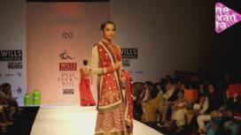 Ekta Jaipuria and Ruchira Kandhari @ Wills Lifestyle India Fashion Week AW13