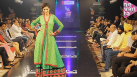 Fashion Extravaganza Continues on Day 2 of Chandigarh Style Week