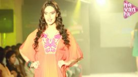 Happy Legs Show by Nazia Syed at CIFW 2012