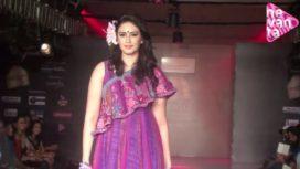Huma Qureshi Sizzles in Monapali Creation