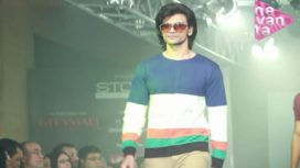 Hungover by Designer Anurag Goenka at CIFW 2012