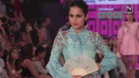 Rachna Sansad at India Beach Fashion Week 2017