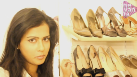 In Sharmila Mandre's shoes