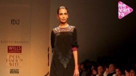 Kavita Bhartia @ Wills Lifestyle India Fashion Week AW13