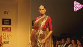 Kiran Uttam Ghosh @ Wills Lifestyle India Fashion Week AW13
