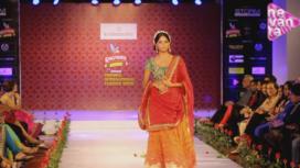 Krishna Mehta @ Chennai International Fashion Week 2013