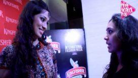 Laxmi Rai's Love for Ramp