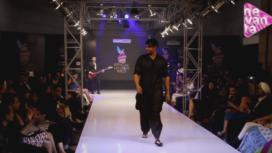 Mahaakshay Chakraborty Makes his Ramp Debut
