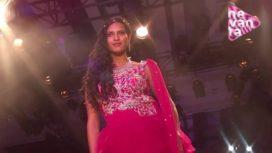 Mahima Madan's collection lights the Ramp