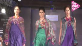 Mona and Pali @ Punjab International Fashion Week