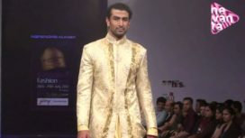 Narendra Kumar @ Bangalore Fashion Week AW12