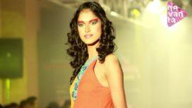 Nazia Syed at Chennai International Fashion Week 2012